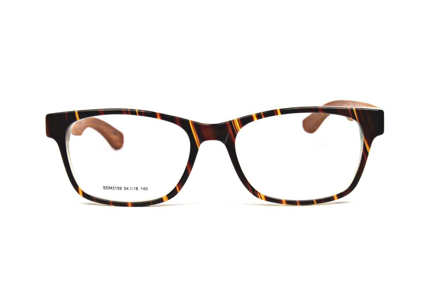 Wooden Eyeglasses
