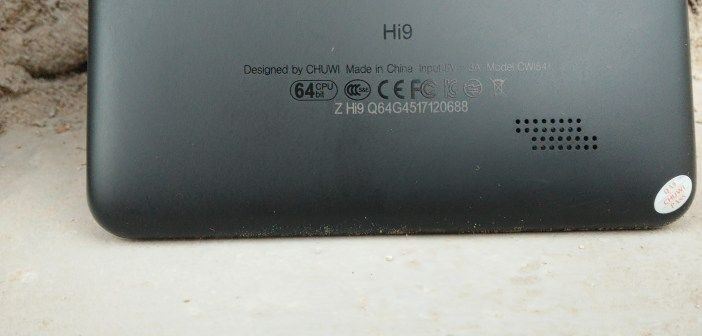Chuwi Hi9 Tablet Review: a Compact Tablet with a Quality Screen and Good Sound
