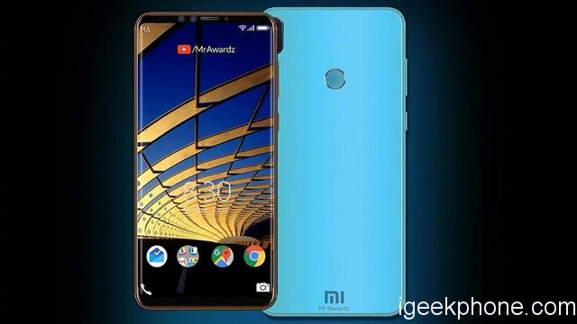 Xiaomi Mi 7 Concept