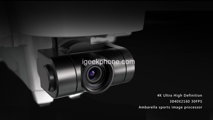 H117S Zino RC Drone Camera