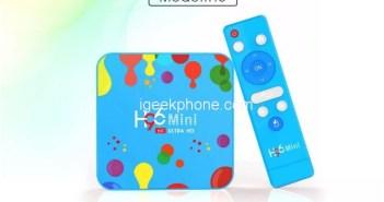 H96 Mini H6 Allwinner H6 4GB RAM 32GB/128GB ROM TV Box Review: Featuring 5G WIFI bluetooth 4.0 Android 9.0 4K 6K