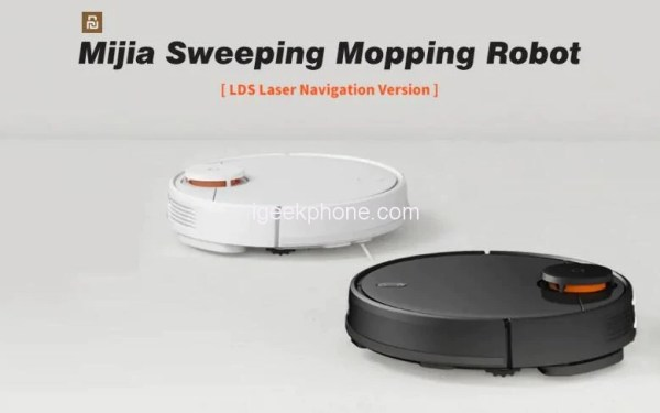 Xiaomi Mijia Robot Vacuum Cleaner Review – LDS Laser ...