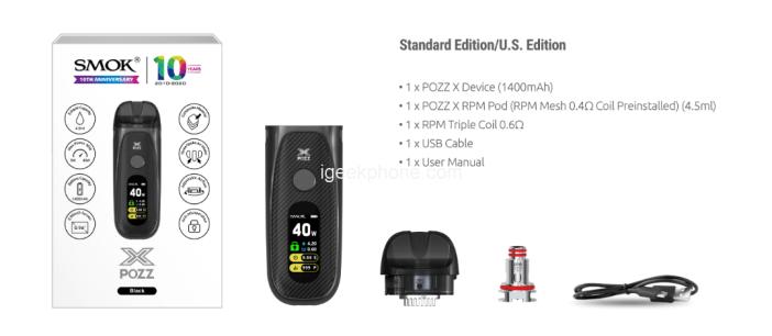 SMOK Pozz X Kit