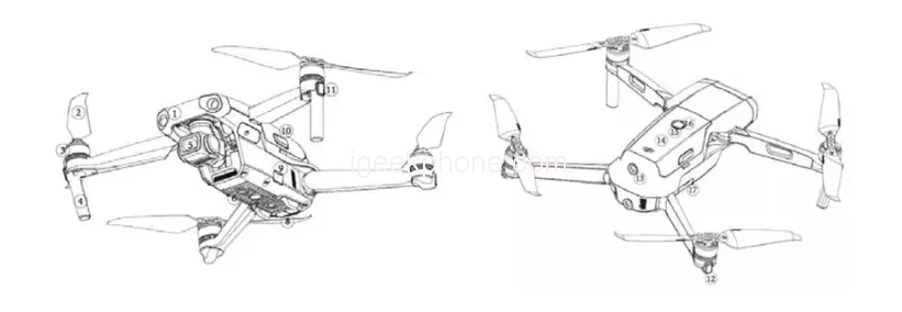 DJI Mavic Air 2 User Manual Reveals Important Details About It