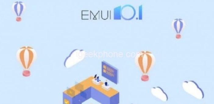 Huawei Nova 5 Series and Honor 20S EMUI 10.1 Closed Beta Recruitment