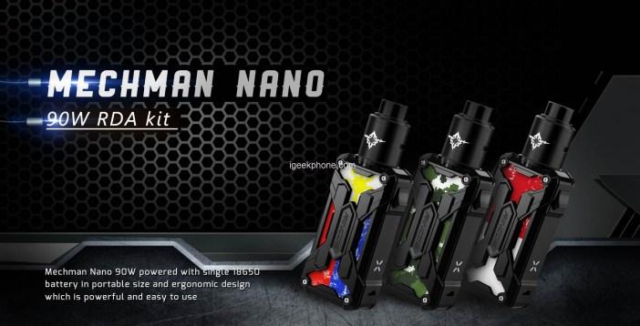 Rincoe Mechman Nano Kit