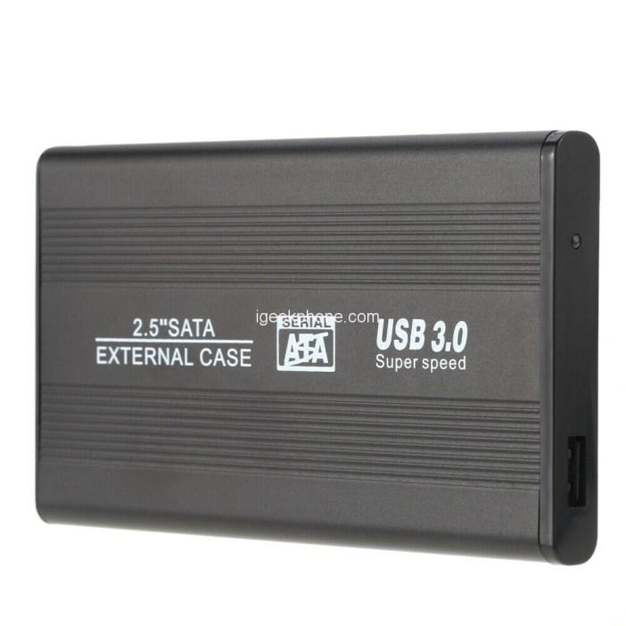 USB 3.0 HDD SSD SATA External Portable