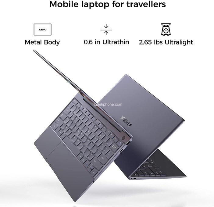XIDU Tour Pro Touchscreen Laptop
