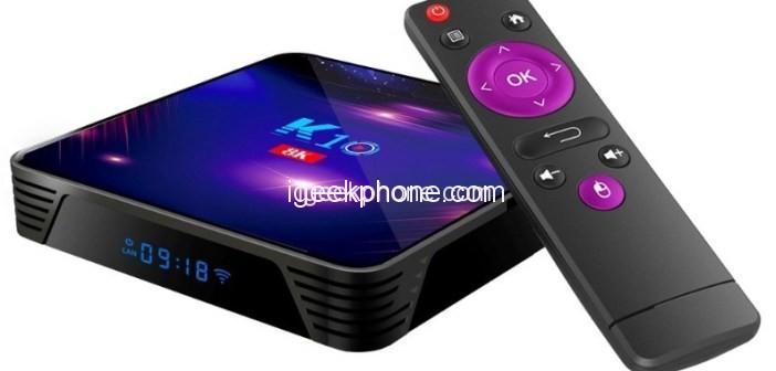 K10 TV Box