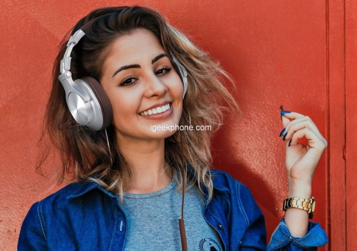 OneOdio A70 Bluetooth Stereo Headphone