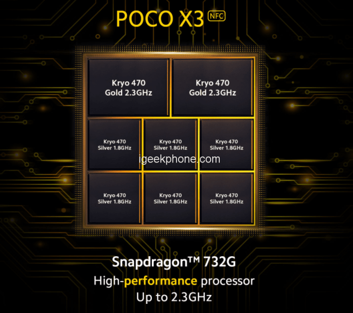 Xiaomi POCO X3 NFC Powered by SD732G Launch on Sep 7th Globally