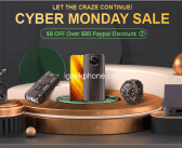 Gearbest Cyber Monday Sale: $8 OFF Over $80 Paypal Discount