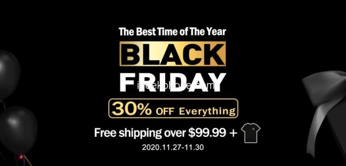Univapo Black Friday Sale Offers 30% OFF Discount & Free Shipping on Order over $99+