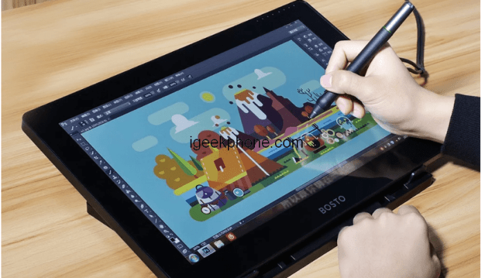 BOSTO BT-16HD Graphics Drawing Tablet