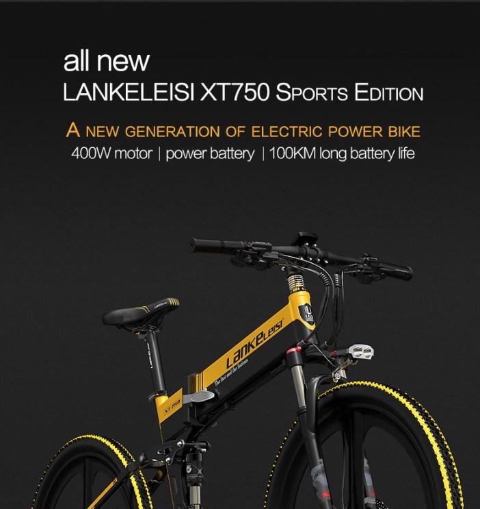 LANKELEISI XT750 Sports Edition