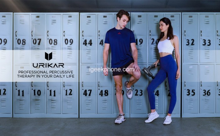 Urikar Pro 3 Massage Gun