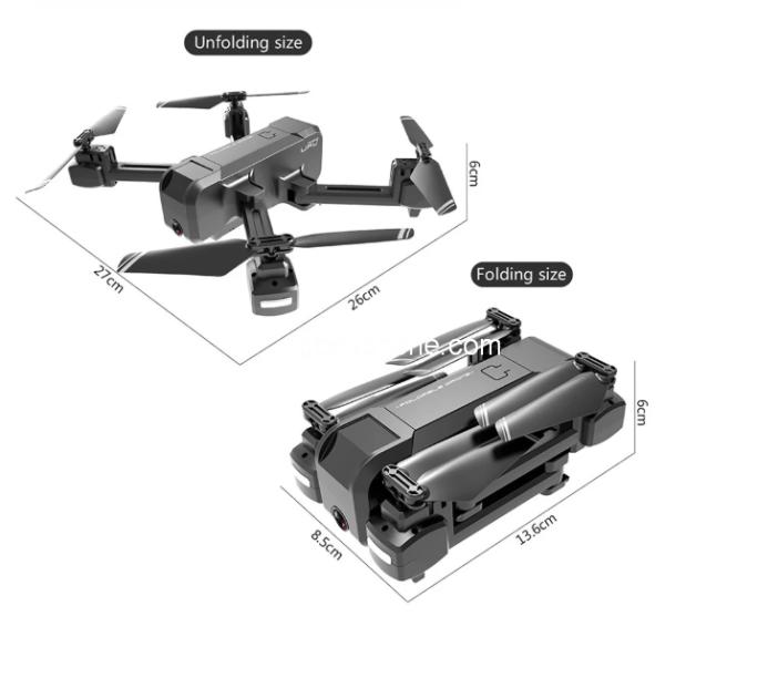 KF607 RC Drone