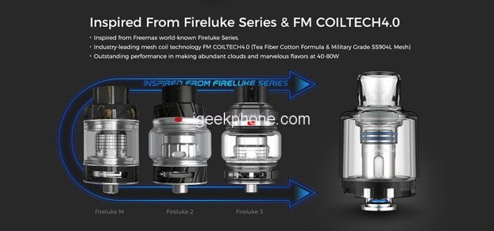Freemax Marvos T 80W Kit