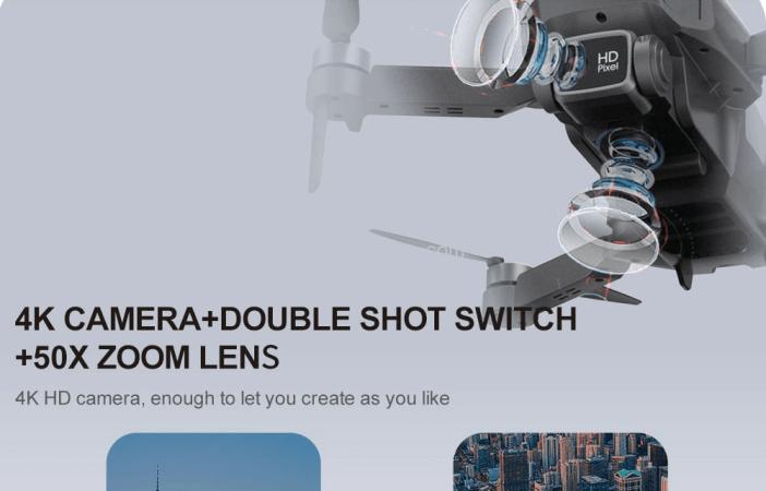 H9 MAX RC Drone