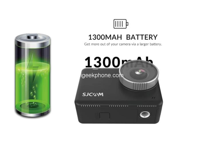 SJCAM SJ10 PRO Camera