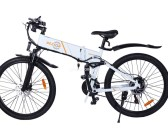 BEZIOR M26 Review – 26-Inch Folding Electric Bicycle at €829.99 From TOMTOP