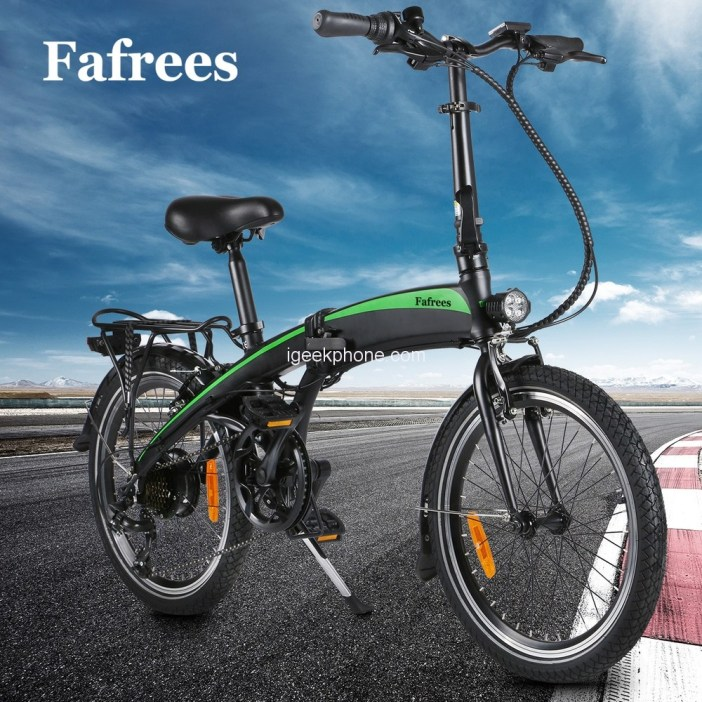 FAFREES 20F055 Electric Bike