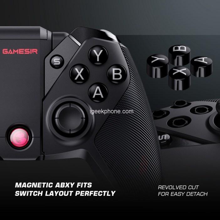 GameSir G4 Pro Wireless Gamepad