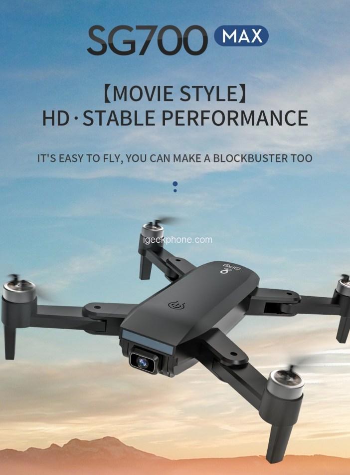 ZLL SG700 MAX RC Drone