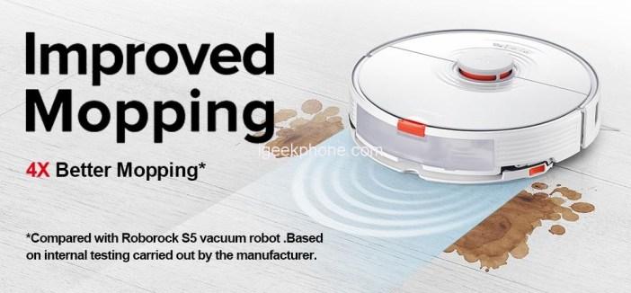 Roborock S7 Robot Vacuum Cleaner