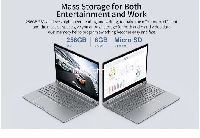 Teclast F15 Plus Laptop