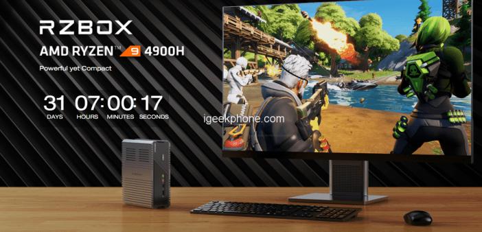 Chuwi RZBOX Mini PC