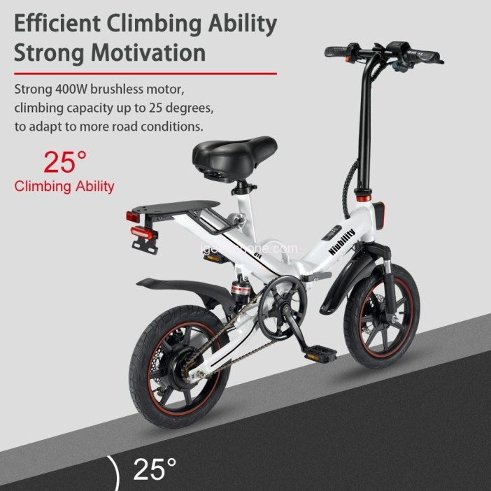 Niubility B14 14 Inch Folding Electric Bike