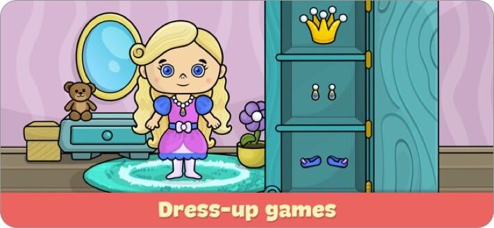детские игры для детей 2, 3, 4 лет iphone и ipad скриншот