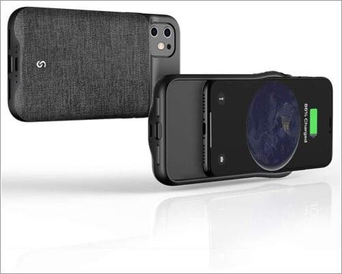 shuttercase тонкий аккумулятор чехол для iphone 11 pro max