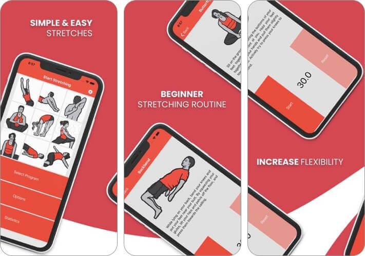 начать растягивать скриншот приложения iphone и ipad