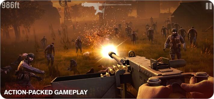 Скриншот игры Into the Dead 2 для iPhone и iPad