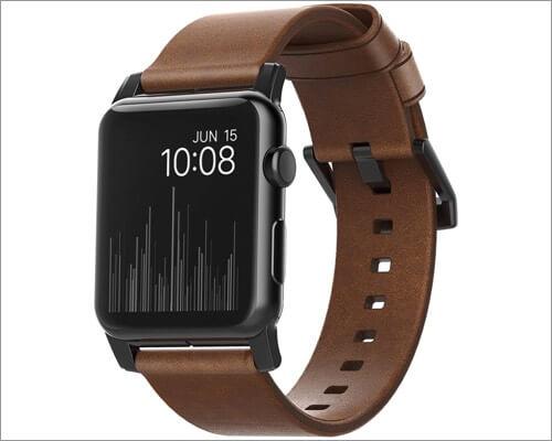 Ремешок Nomad Modern для Apple Watch Series 6, 5, 3 и SE