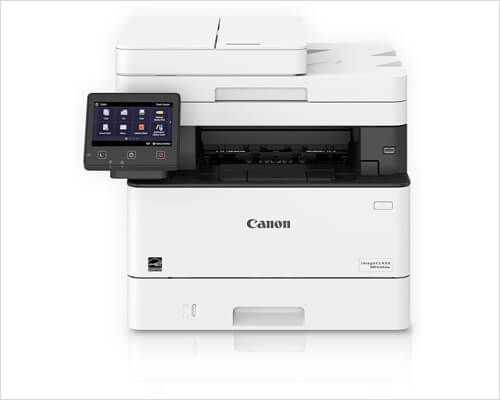 Лазерный принтер Canon Imageclass MF445dw