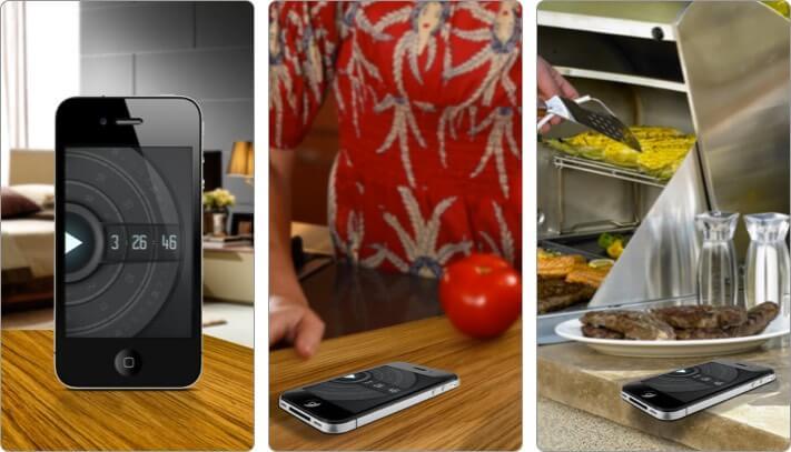 Скриншот приложения Wave Timer для iPhone и iPad