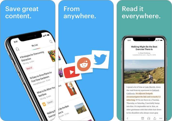 карманный iPhone и iPad Скриншот приложения