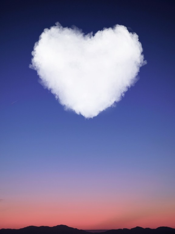 Фэнтези Любовь Валентина обои для iPhone