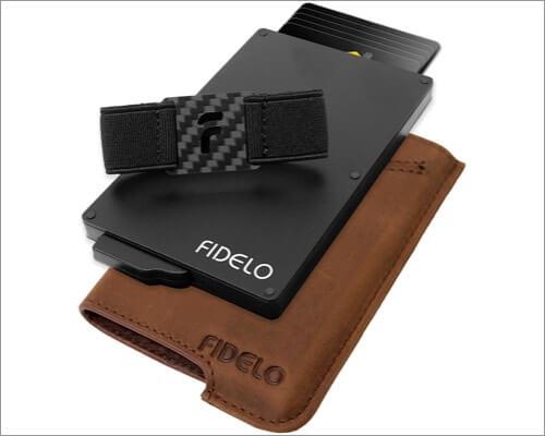 Умный кошелек Fidelo