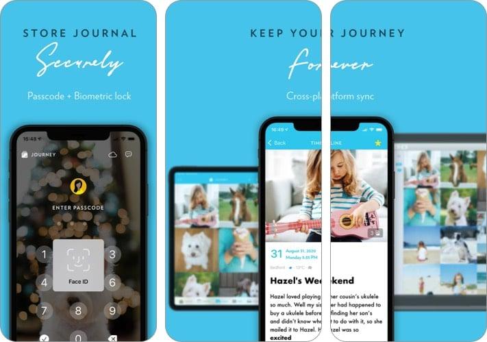 Лучшее приложение Journey для iPhone и iPad