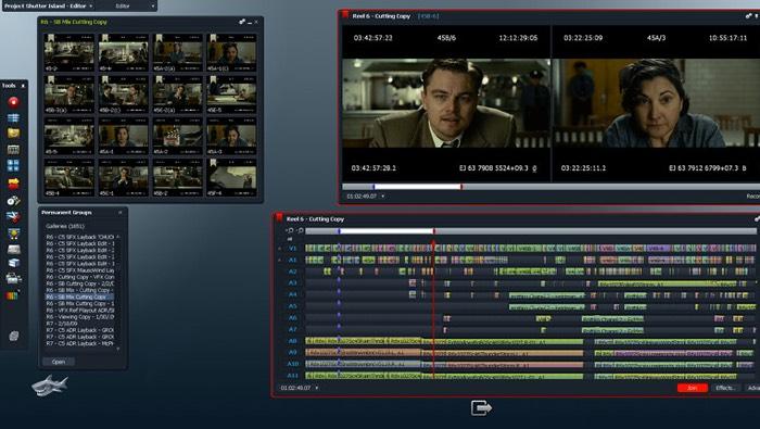 Программа для редактирования видео Lightworks для Mac