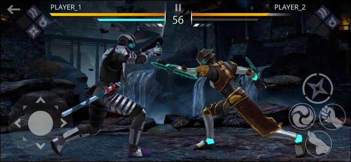 Скриншот приложения Shadow Fight 3 для iPad и iPhone