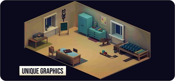 nox escape games iphone и ipad скриншот игры