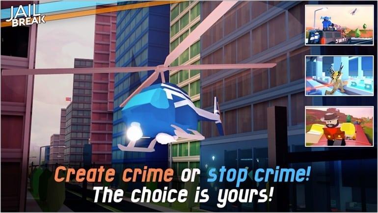 Jailbreak Roblox Spiel