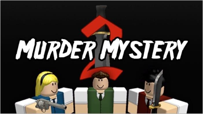 Тайна убийства 2 игра Роблокс