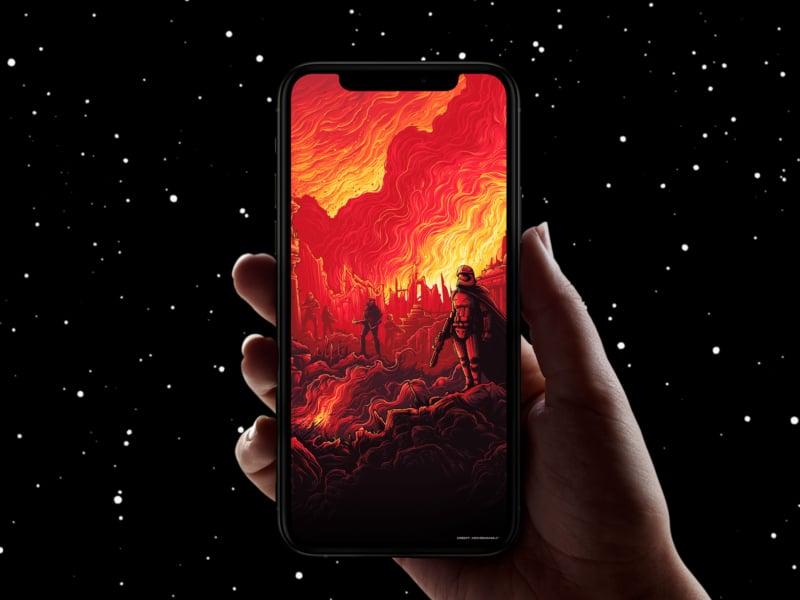 Звездные войны iphone обои 13