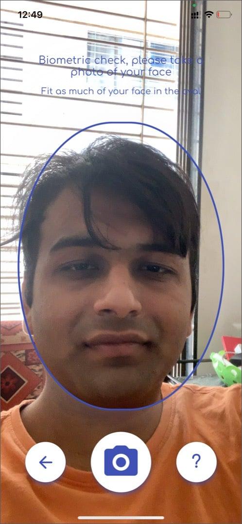 Облачная биометрическая аутентификация в Liquid Avatar